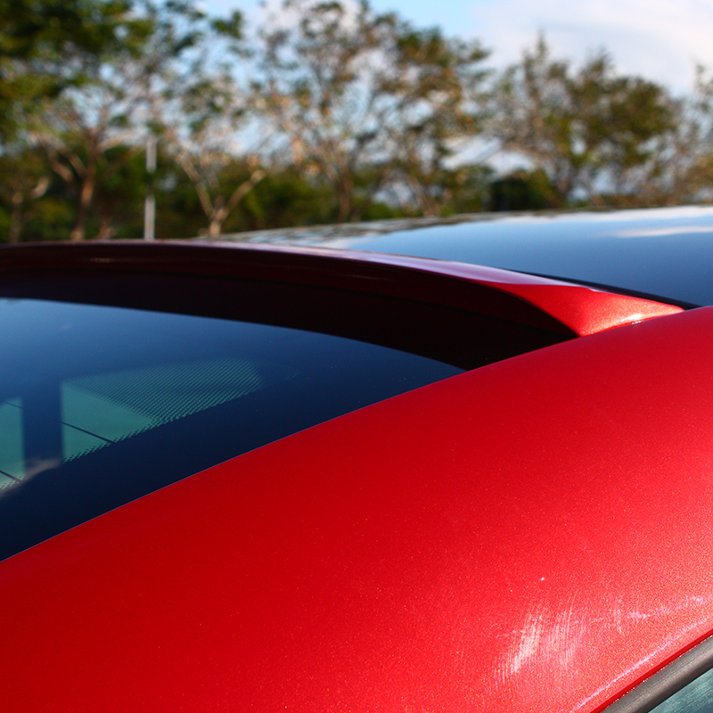 * Unpainted Roof Spoiler A For Toyota Camry XV50 Sedan 11-14
