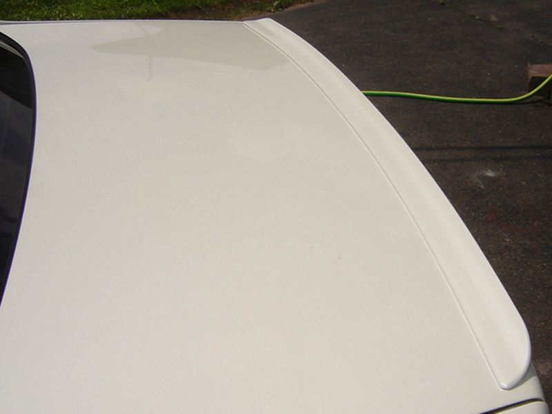 Custom Painted Trunk Lip Spoiler R For Mazda 6 GH Sedan 08-12 Gen 2