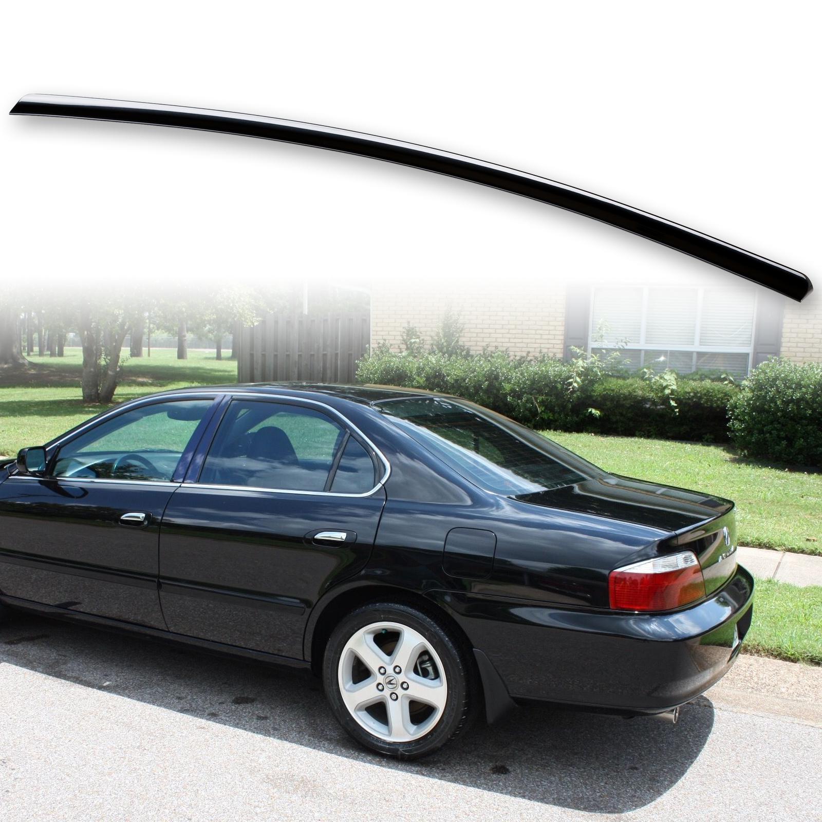 Rear Trunk Spoiler for Acura TL 99-03 W//Lamp